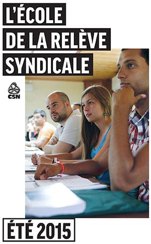 École relève syndicale