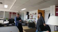 Révision en TAD et en bureautique, Marie-Claude Couture, professeure en techniques administratives et Chantal Pilon, professeure en Bureautique