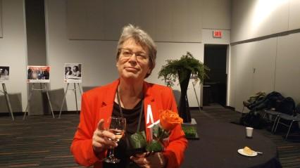Marie Blais, militante et chargée de cours, UQAM