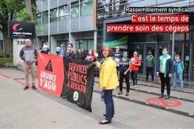 Les camarades de Québec